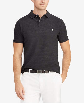 Polo Ralph Lauren Men Big & Tall Classic Fit Mesh Polo