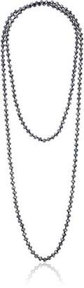 Fashion Faceted Glass Bead Strand Necklace