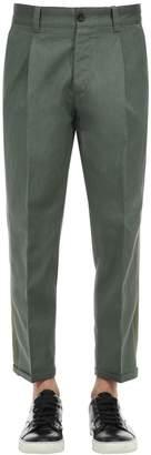 Pt01 20cm Cotton & Linen Pants