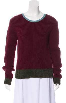 Valentino Wool Knit Sweater w/ Tags