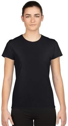 Gildan Dry Fit Womens M Adult Performance Short Sleeve T-Shirt