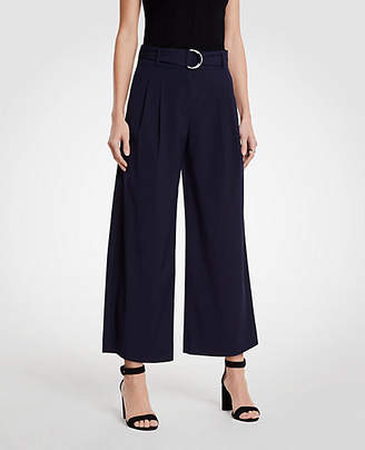 Ann Taylor The Tall Pleated Wide Leg Marina Pant