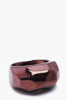 boohoo Copper Ring