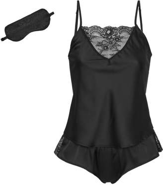 Sam Edelman Camisole and Tap Pant Set