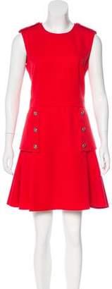 Alexander McQueen 2017 Virgin Wool Dress w/ Tags