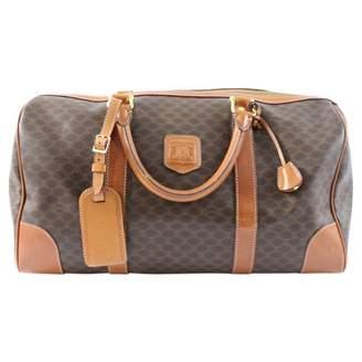 Celine Cloth bowling bag