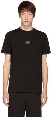 Neil Barrett Black Barbell T-Shirt