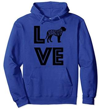 Cute & Funny Mastiff Dog | Pet Lover Gift Hoodie G002440