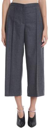 Jil Sander Flared Tailored Trousers