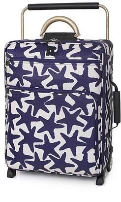 it Luggage World s Lightest 2 Wheel Trolley Case - Cabin Starfish cfab78cb29
