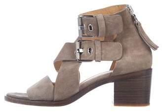 Rag & Bone Suede Leather Sandals