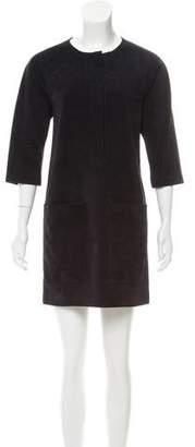 Etoile Isabel Marant Oversize Suede Mini Dress w/ Tags