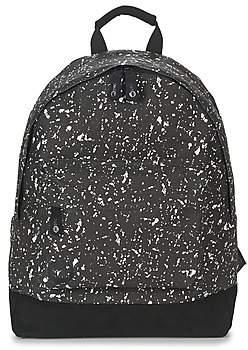 Mi-Pac Mi Pac PREMIUM SPLATTERED women's Backpack in Black