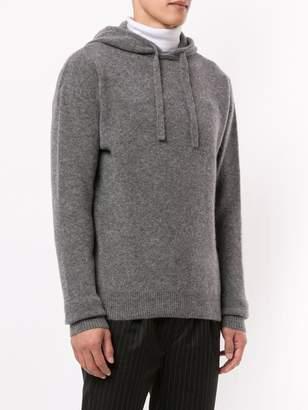 J.W.Anderson fine knit hoodie