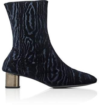Clergerie CLERGERIE WOMEN'S PLOPT VELVET ANKLE BOOTS
