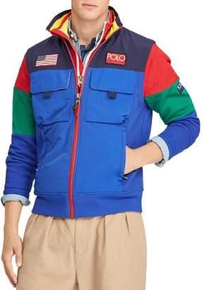 Polo Ralph Lauren Hi Tech Mixed-Media Vest