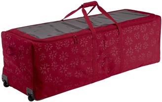 Classic Accessories Seasons Artificial Christmas Tree Rolling Storage Duffel Bag