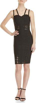 Wow Couture Cutout Bodycon Dress