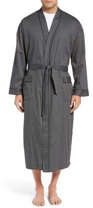 Men's Majestic International Sateen Robe $115 thestylecure.com