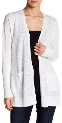 Susina Long Swing Knit Cardigan (Regular & Petite)