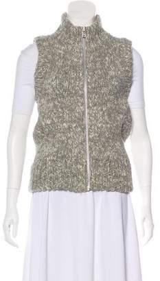 Tsesay Alpaca & Wool-Blend Knit Vest