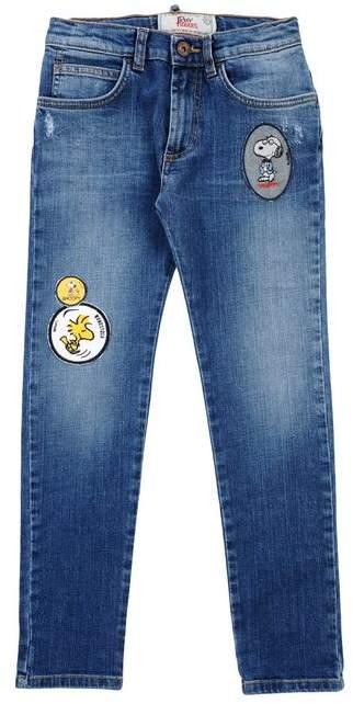 ROŸ ROGER'S Denim trousers