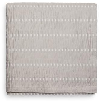 Belle Epoque Relaxed Squares Coverlet