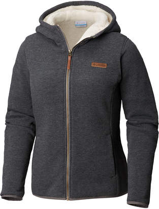 Columbia Winter Wander Fleece-Lined Hooded Jacket