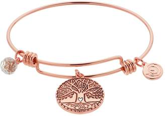 """Love This Life love this life """"Family The Root of Love"""" Tree Bangle Bracelet"""