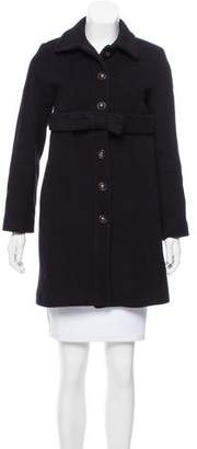 Paul & Joe Sister Long Sleeve Short Coat