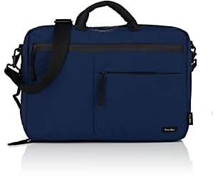 Steven Alan MEN'S REED CONVERTIBLE BRIEFCASE/BACKPACK - NAVY