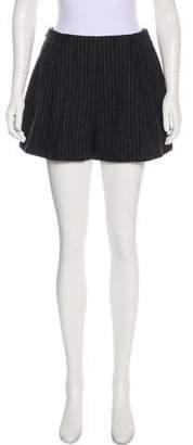 3.1 Phillip Lim Wool Mini Shorts