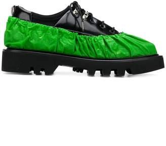 Rombaut contrast oxford shoes