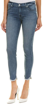 7 For All Mankind Seven 7 Gwenevere Boysenberry Ankle Cut