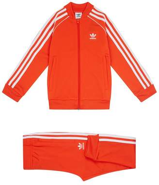 adidas Superstar 3-Stripe Tracksuit