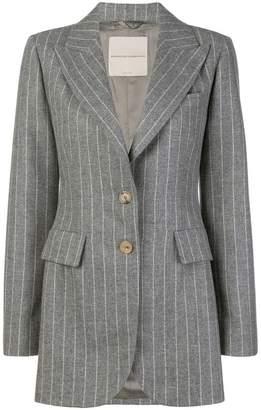 Ermanno Scervino pinstripe blazer