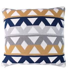 D Lux Pavillion Amber Cushion