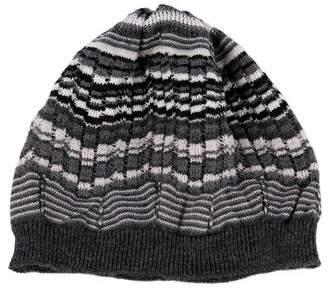 Missoni Knit Patterned Beanie