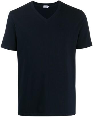 Filippa K Filippa-K V-neck roll hem T-shirt
