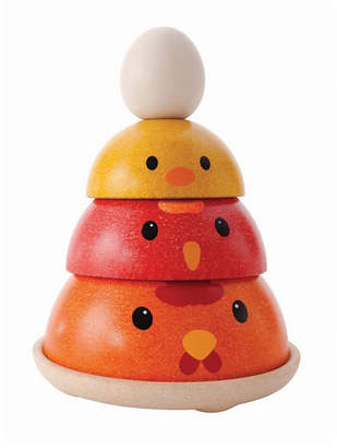 Plan Toys Chicken Nesting Learning Toy