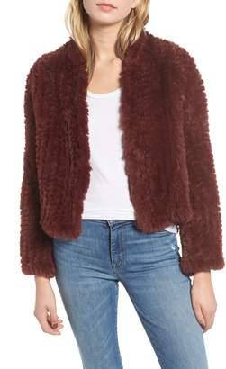 Heartloom Rosa Faux Fur Jacket