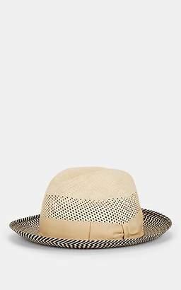 ffe12dcc224 Borsalino Men s Quito Panama Straw Hat - Natural