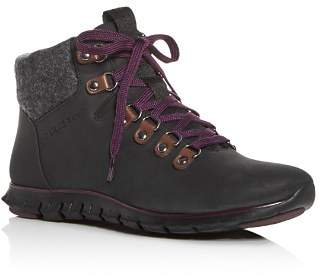 Cole Haan Women's Zerogrand Waterproof Hiker Booties