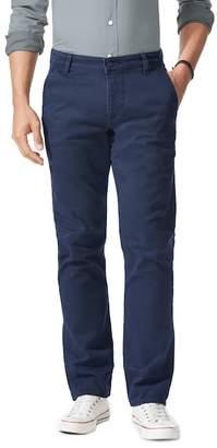 "Dockers Alpha Original Khaki Slim Fit Chinos - 29-34\"" Inseam"