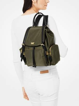 5efc3a1fe340 MICHAEL Michael Kors Beacon Medium Nylon Backpack