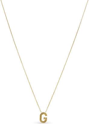 Maje 'G' pendant necklace