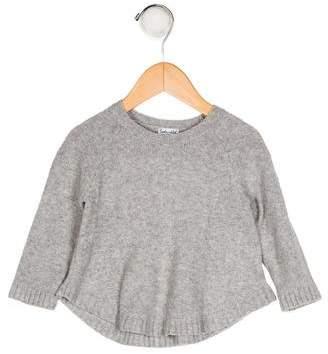 Splendid Girls' Knit Crew Neck Sweater