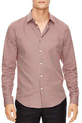 Sandro Casual Check Slim Fit Button-Down Shirt