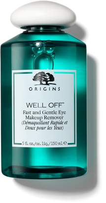 Origins Well Off Fast and Gentle Eye Makeup Remover
