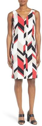 BOSS HUGO BOSS Dephani Sheath Dress $229.97 thestylecure.com